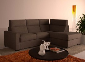 Two seater & chaise lounge