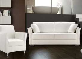 Three seater & Paris sofa